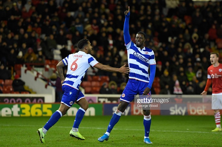 Barnsley 1-1 Reading: Joao rescues point for Royals