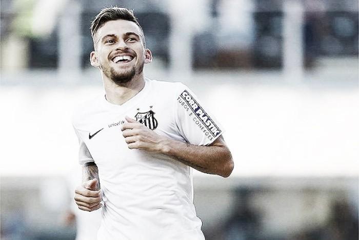 Dorival busca substituto de lesionado Lucas Lima para duelo contra o Botafogo-SP