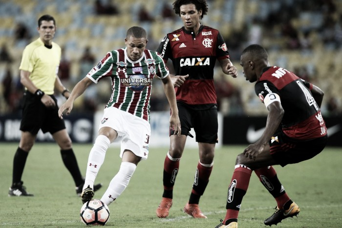 Sobrevivência: para seguir na Sul-Americana, Fluminense precisa quebrar retrospecto ruim contra Flamengo