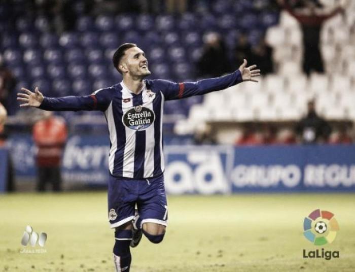 La figura del rival: Lucas Pérez