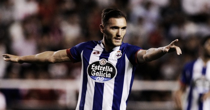 Lucas Perez saluta l'Arsenal: torna al Deportivo La Coruna in prestito