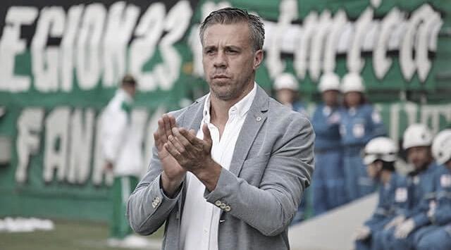 """Lucas Pusineri: """"A veces no se puede jugar bien,pero en esta fecha tocaba ganar"""""""