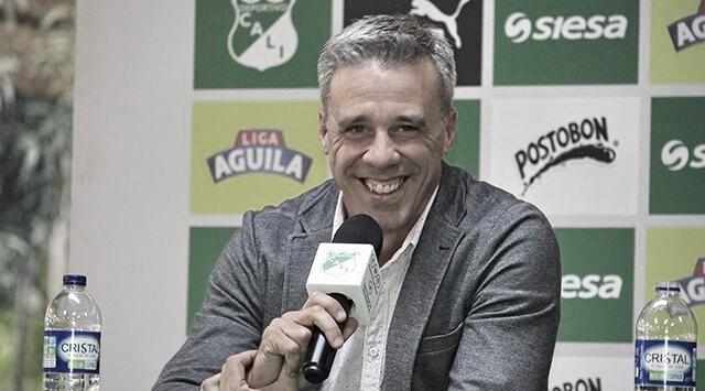 """Lucas Pusineri: """"En el fútbol hay que aferrarse a todas las cosas que puedan pasar"""""""