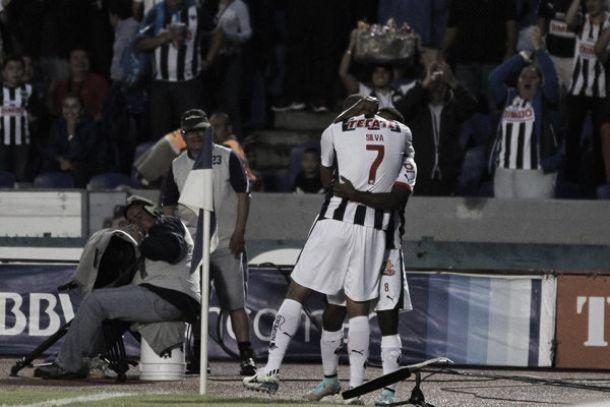 Nuevo triunfo en casa; Rayados se impone 2-1 al Atlas