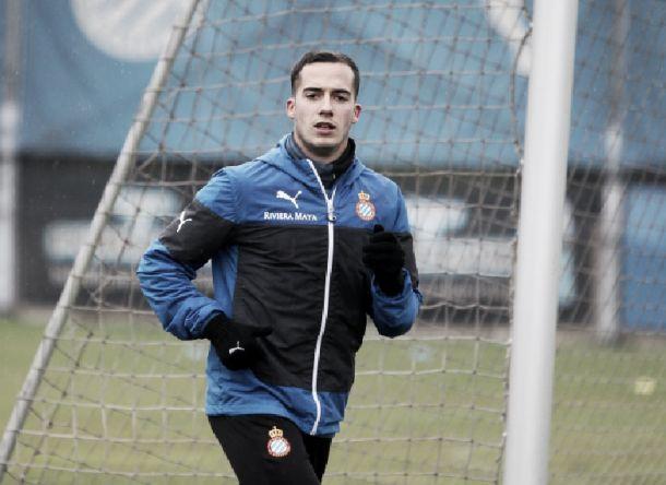 "Lucas Vázquez: ""Le plantaremos cara al Barça"""