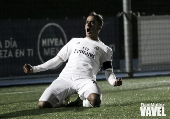 """Lucas Vázquez: """"La gran virtud de Zidane es el día a día y el trato cercano"""""""