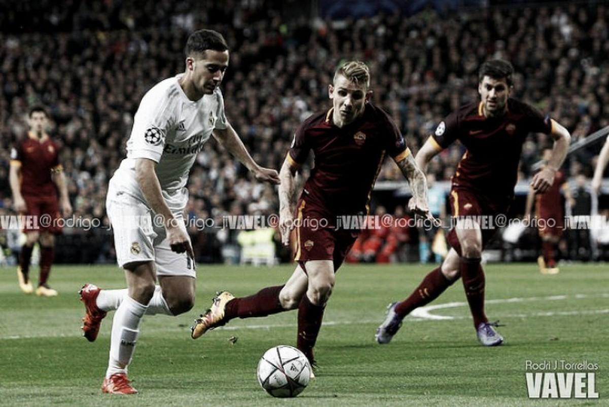El Madrid ya está en Nueva York para el partido frente a la Roma