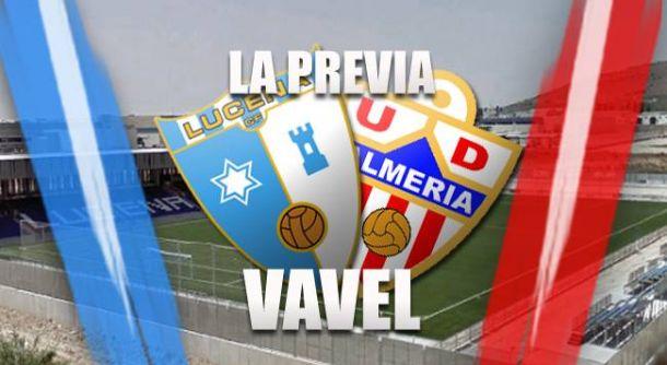 Lucena - Almería B: a confirmar la buena dinámica