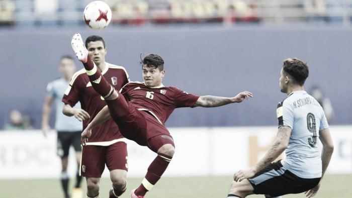 Ronaldo Lucena llegó a Atlético Nacional para continuar elevando el legado venezolano