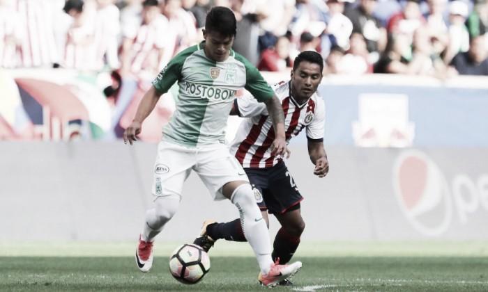 Ronaldo Lucena debutó con 'gloria' en Nacional