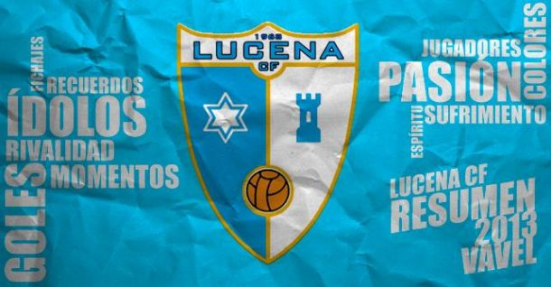 Lucena CF 2013: un año de altibajos