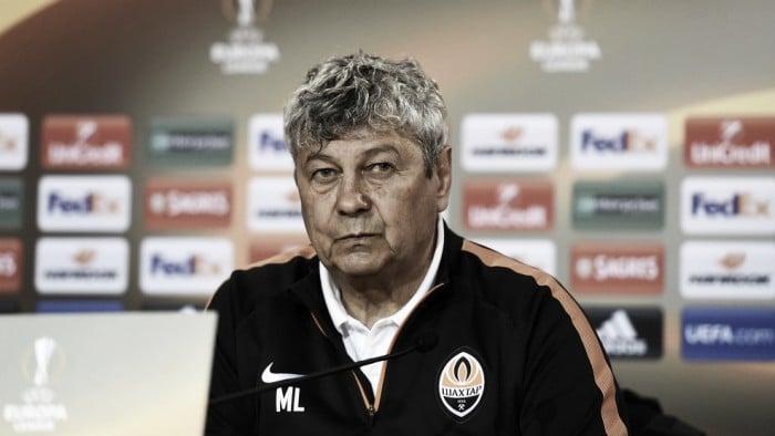 """Lucescu: """"Non considero il Siviglia favorito. Speriamo di avere più fortuna rispetto al 2007"""""""