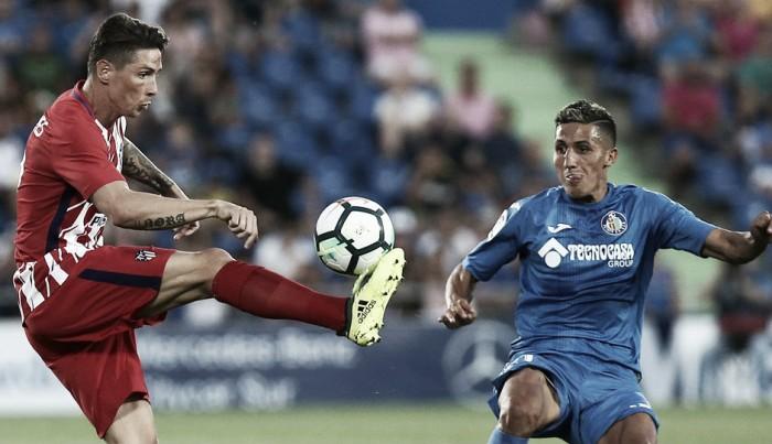El Atlético se estrella contra el muro del Getafe y deja dudas