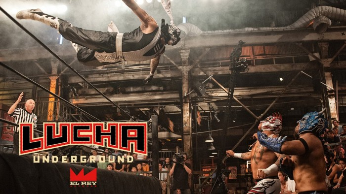 Lucha Underground Reportedly Approached by WWE and TNA.