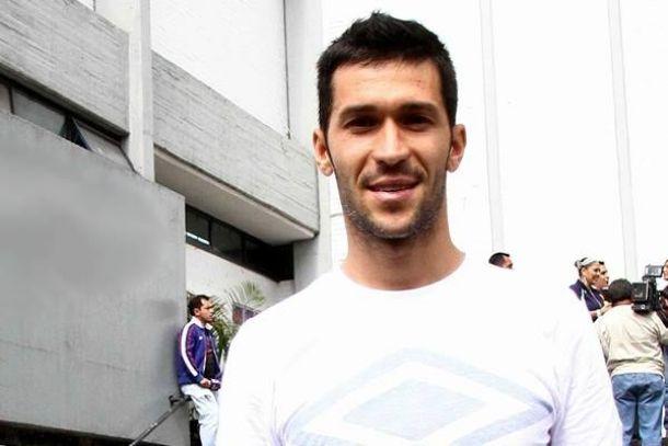 """Luis García: """"No estuve conforme con mi rendimiento en Pumas"""""""