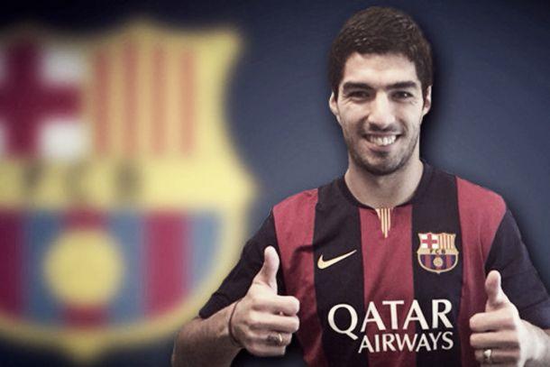 Luis Suárez, listo para el debut
