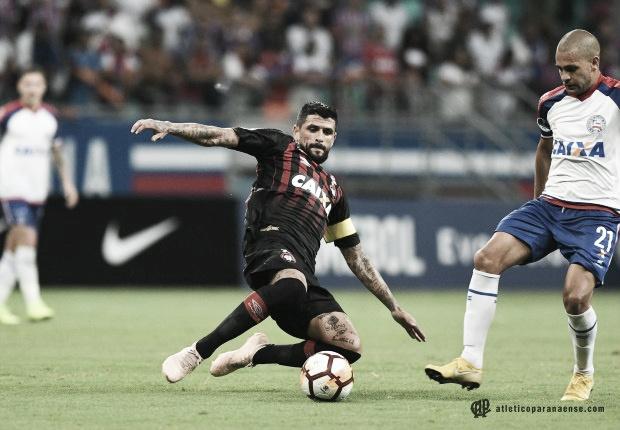 Atlético-PR tem força máxima para confronto com o Bahia