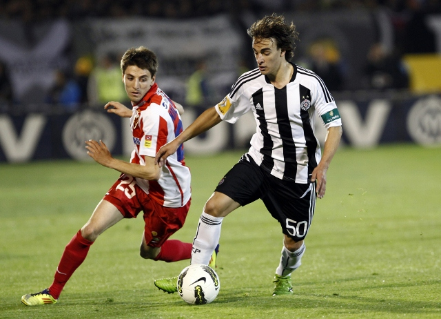 Markovic 5 ans à Benfica