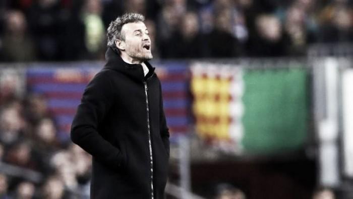 Luis Enrique sobre milagre do Barça contra PSG: ''Ninguém esquecerá dessa noite''