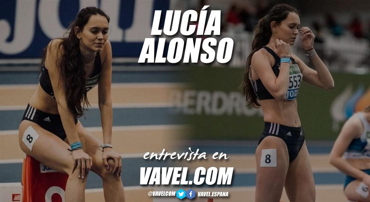 """Entrevista. Lucía Alonso: """"Estaré en Miami compitiendo en la Primera División de la NCAA"""""""