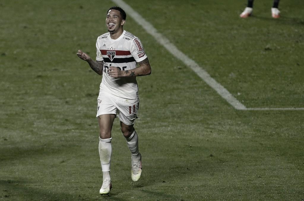 Enfim um bom jogo: São Paulo vence Athletico com ótimo segundo tempo