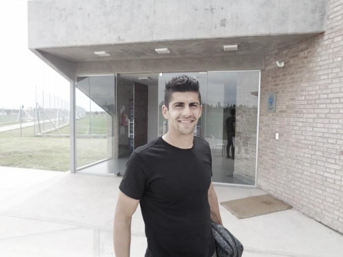 """Entrevista. Luciano Abecasis: """"Me he sentido muy cómodo y valorado por la familia de Godoy Cruz"""""""