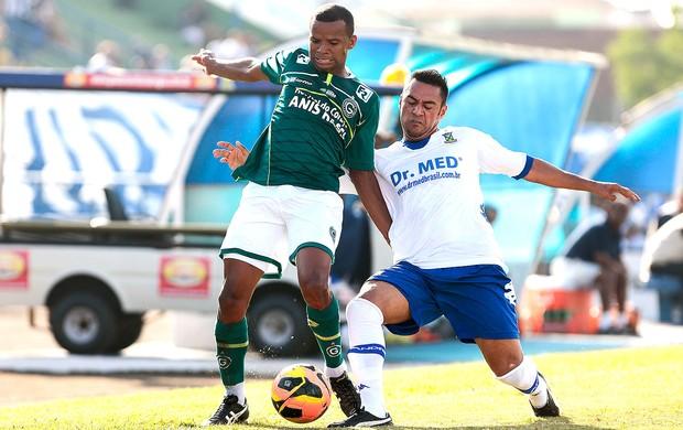 Goiás vence Santo André na segunda fase da Copa do Brasil