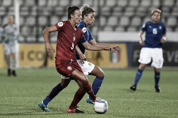 Bayern de Munique anuncia contratação da atacante Lucie Voňková, ex-USV Jena