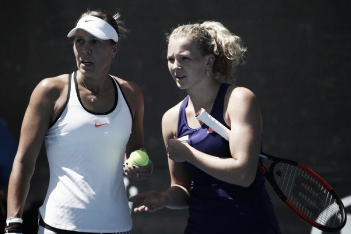 Lucie Hradecka and Katerina Siniakova becomes the fourth pair to qualify for the WTA Finals