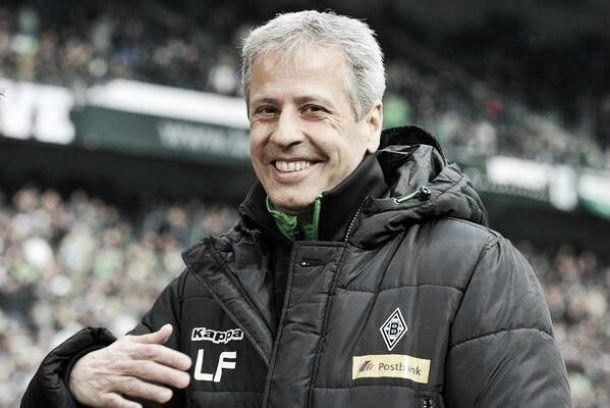 Lucien Favre renova com o Borussia Mönchengladbach por mais dois anos