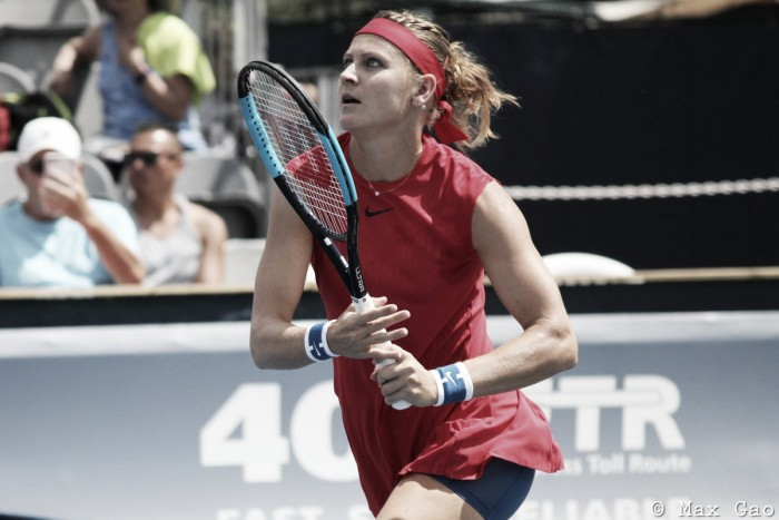 WTA Rogers Cup: Lucie Safarova blows Cibulkova off the court; dominates play to clinch the win