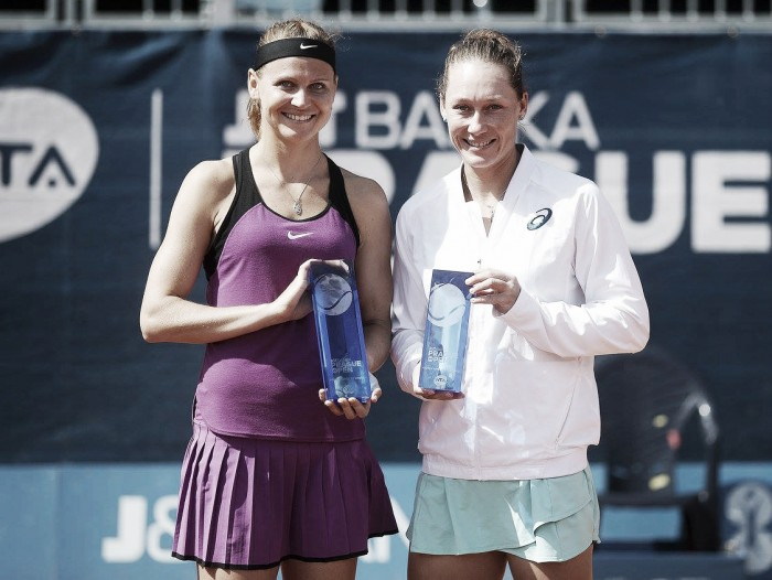WTA Prague: Lucie Safarova completes her dream run and wins the title