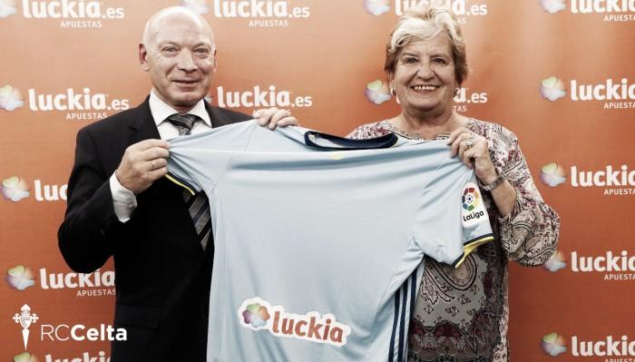 Luckia nuevo patrocinador del celta de vigo - Luckia casa de apuestas ...
