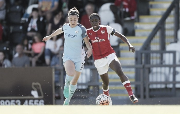 Arsenal 0-1 Manchester City: Lucy Bronze claims previous disappointment has spurred City on
