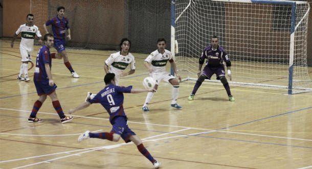 Levante UD-DM - ElPozo Ciudad de Murcia:  ganar para seguir creciendo