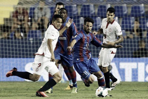 Sevilla - Levante: la senda de la ilusión