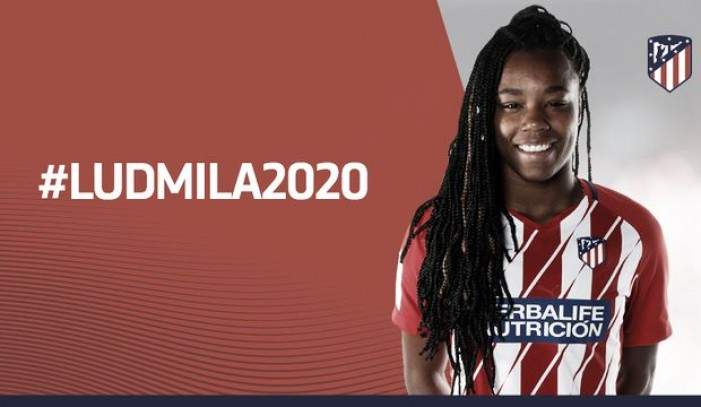 Atlético Femenino : ¿Quién es Ludmila da Silva?