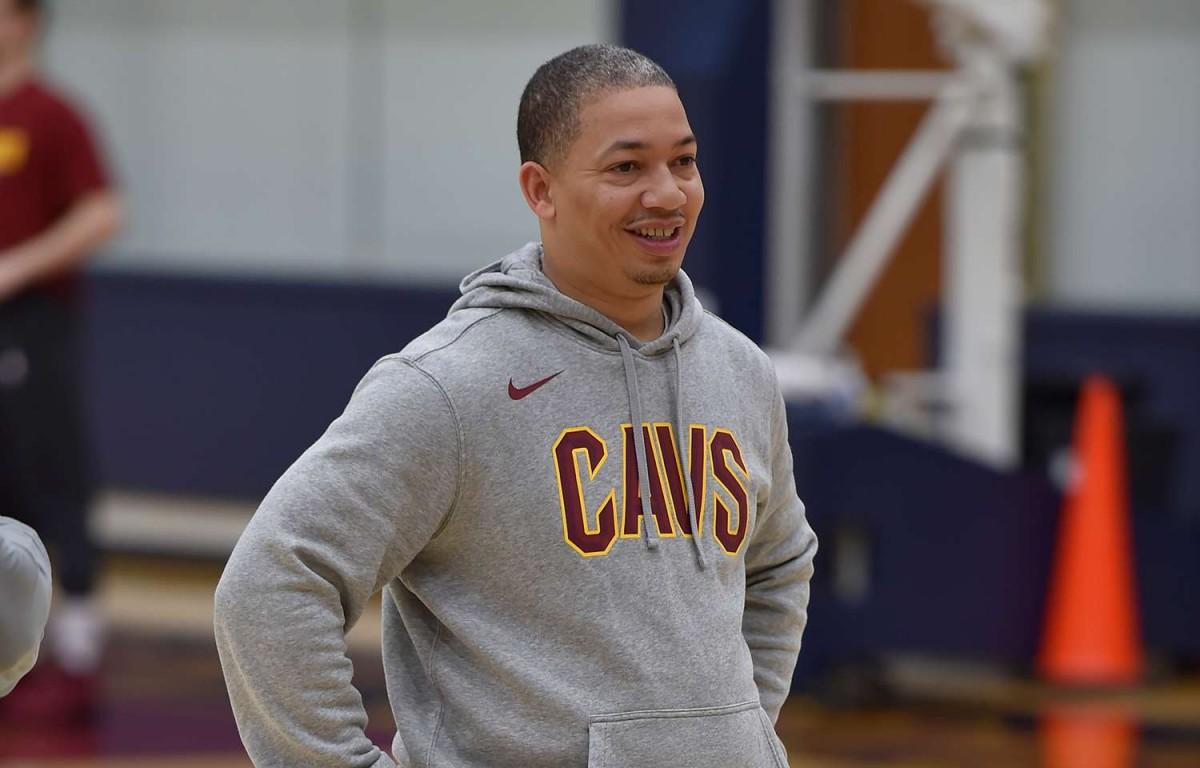 NBA - Per coach Tyronn Lue non sono ammesse disattenzioni