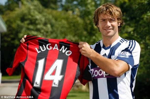 Lugano llega libre al West Brom