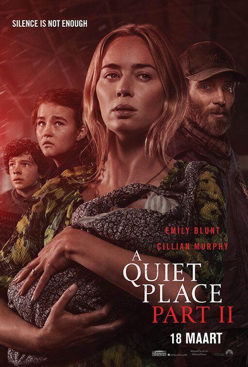 """La secuela de """"Un lugar tranquilo"""" llega a los cines"""