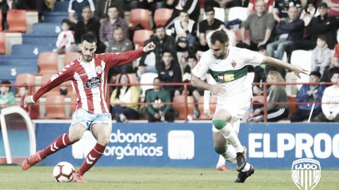 Un CD Lugo en plena crisis