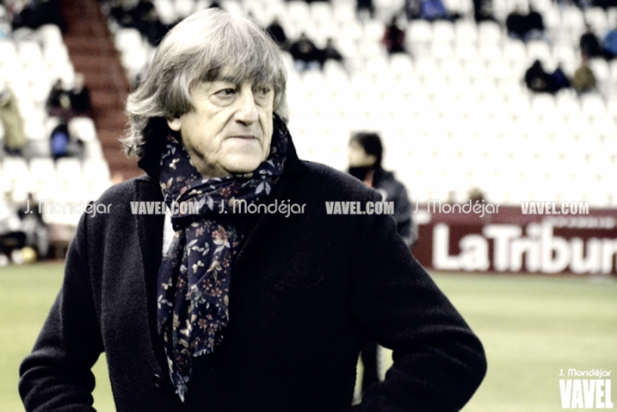 Enrique Martín, un entrenador con personalidad