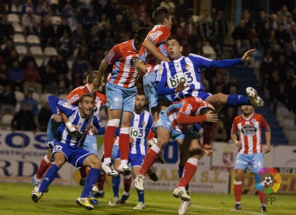 CD Lugo - SD Ponferradina: derbi especial, batalla infernal