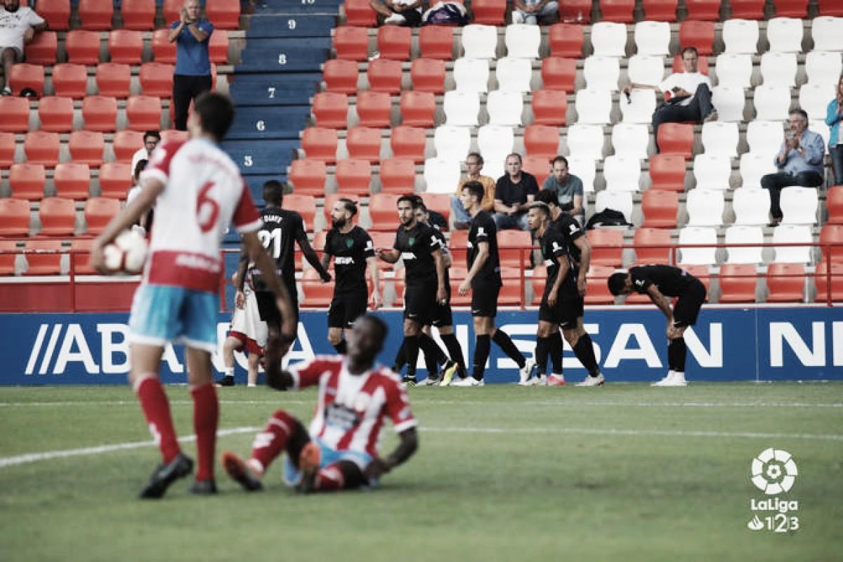 El Málaga CF consigue la victoria de forma épica