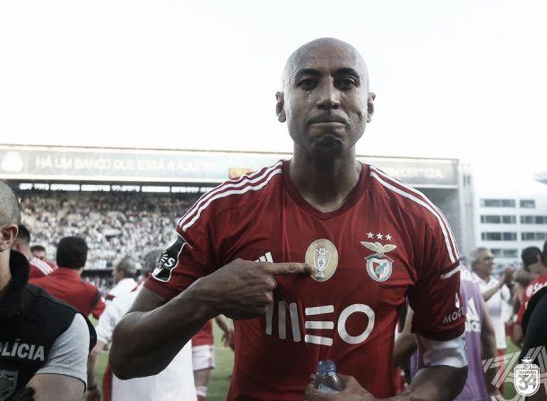 Festa estragada no Marquês: «O Benfica não é isso não» grita capitão Luisão