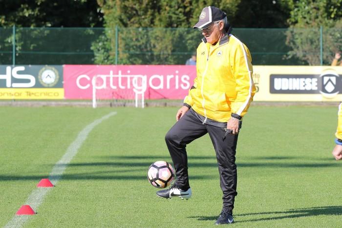 """Udinese, Delneri: """"Stiamo lavorando bene, gli errori fanno parte del gioco."""""""