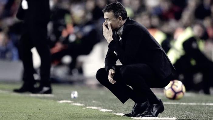 Barcellona spalle al muro, Luis Enrique recupera Mascherano e Busquets ed invoca il Camp Nou
