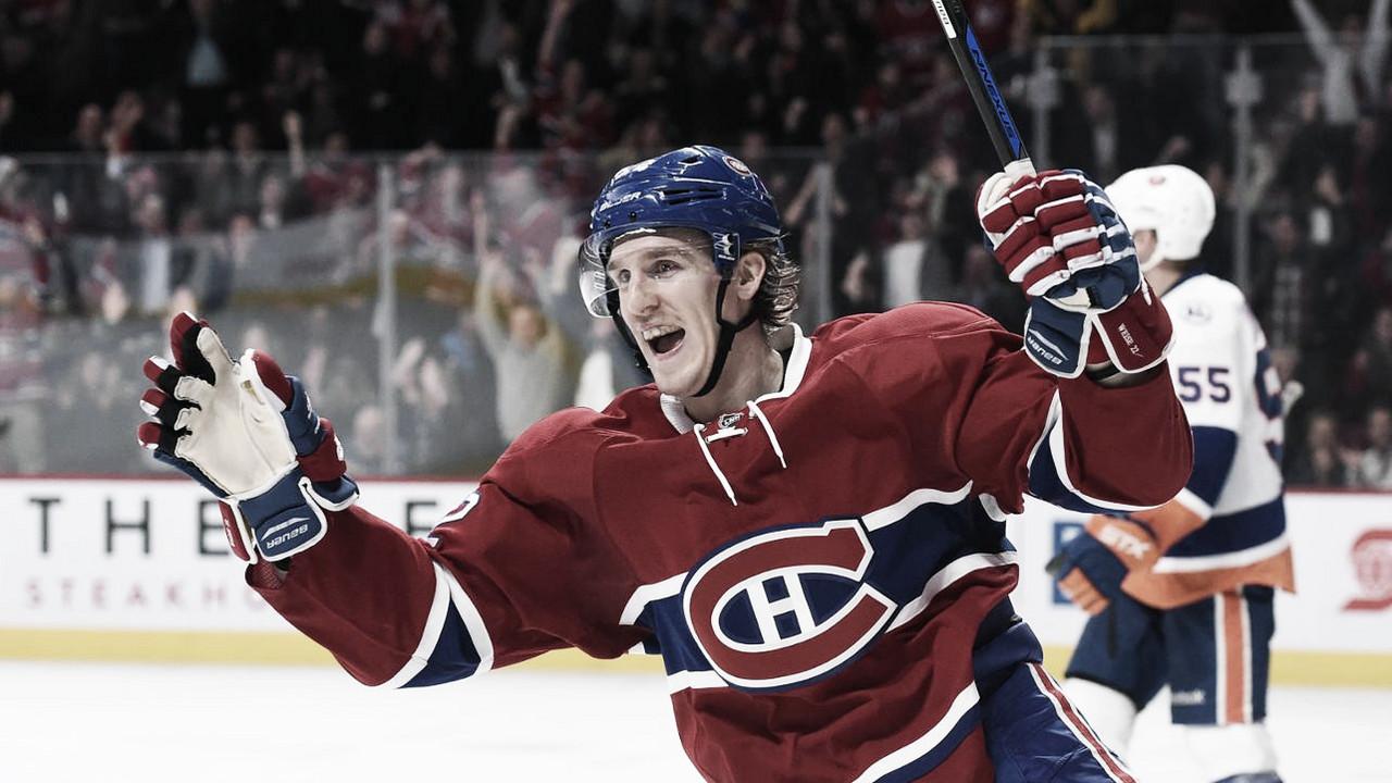 Operación de cuatro jugadores entre Flyers y Canadiens