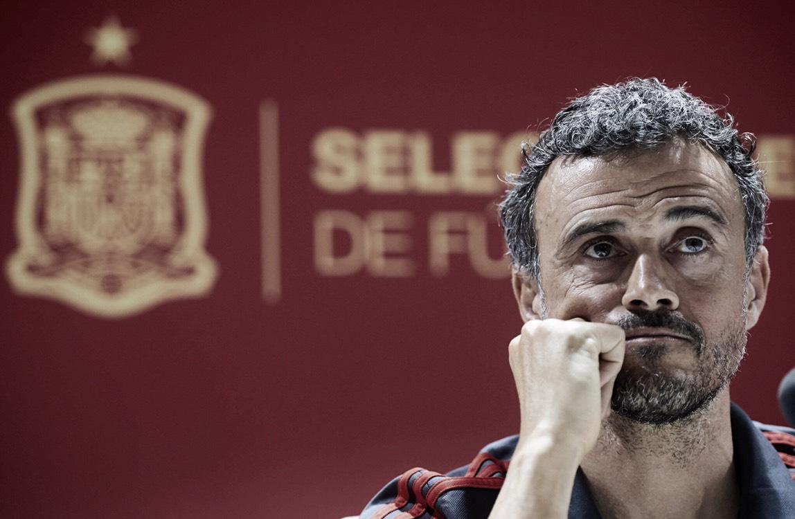 Robert Moreno suplirá a Luis Enrique en España