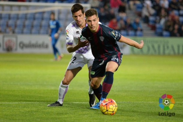 Resultado Córdoba - Huesca en Liga Adelante 2015 (1-1)